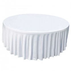 nappage table rectangulaire